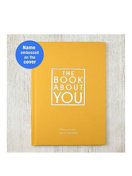 Very Personalised The Book About You - Hardback Picture