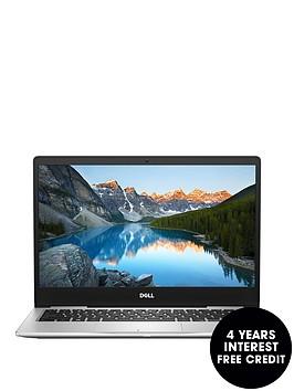 dell-dell-inspiron-13-7000-series-intelreg-coretrade-i7-8550u-quad-core-processor-8gb-ddr4-ram-256gb-ssd-133-inch-full-hd-laptop-aluminium-silver