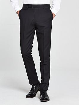 Skopes Skopes Newman Tuxedo Slim Trouser - Black Picture