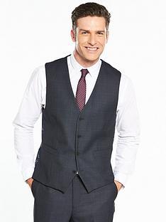 skopes-sandburg-check-waistcoat-blue