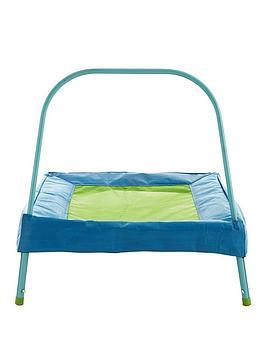 Sportspower Sportspower My First Junior Trampoline - Blue Picture