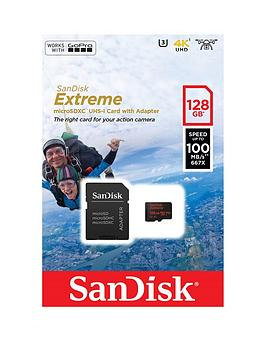 sandisk-extreme-microsdxc-128gb-sd-adapter-for-action-sports-cameras-works-with-gopro-messaging-100mbs-a1-c10-v30-uhs-i-u3