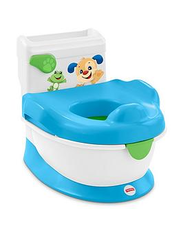Fisher-Price Fisher-Price Laugh &Amp; Learn With Puppy Potty Picture