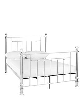 Very Skye Metal King Size Bed Frame Picture