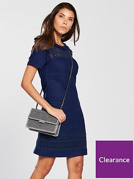 v-by-very-linen-tunic-dress-navy