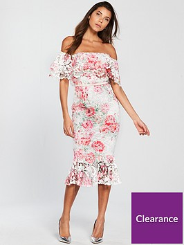 v-by-very-frill-hem-printed-lace-pencil-dress-ivorynbsp