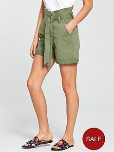 v-by-very-paper-bag-waist-short