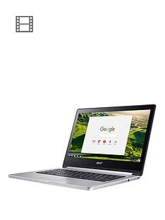 acer-chromebook-r13-quad-corenbsp4gbnbspramnbspemmc-64gb-133-inchnbsptouchscreen-2-in-1-chromebooknbsp--silver