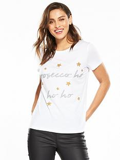 v-by-very-prosecconbspsequin-christmas-t-shirt