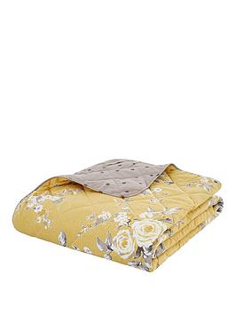 Catherine Lansfield Catherine Lansfield Canterbury Bedspread Throw Picture