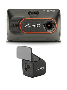 mio-mivue-766-wifi-gps-with-optional-a20-rear-cam
