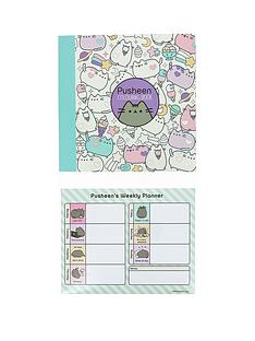 pusheen-pusheen-weekly-planner-amp-colouring-book-set