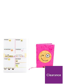 emoji-weekly-planner-notebook-and-predictor-pen-set