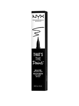 NYX Professional Makeup Nyx Professional Makeup That'S The Point Eyeliner - Hella Fine