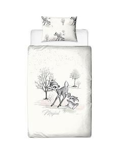 bambi-christmas-single-duvet-set