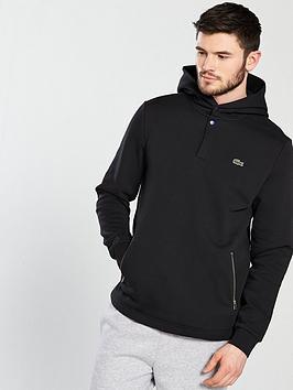 1a4cf963528c Lacoste Sport Zip Through Hoody