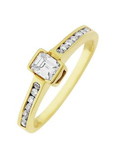love-diamond-9ct-gold-50-point-emerald-cut-diamond-ring-with-stone-set-shoulders