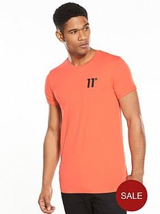 11-degrees-core-logo-tshirt