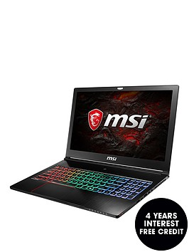 msi-gs63-7rd-intelreg-coretrade-i7-processornbsp8gbnbspramnbsp1tbnbsphard-drive-amp-128gbnbspnvme-ssd-156-inch-full-hd-gaming-laptop-withnbspgeforce-gtx1050-2gbnbspgraphics