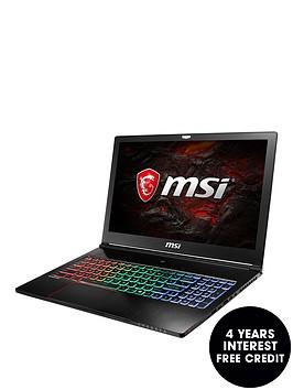 msi-gs63-7rd-intelreg-coretrade-i7nbsp8gbnbspramnbsp1tbnbsphard-drive-amp-128gbnbspnvme-ssd-156-inch-full-hd-gaming-laptop-withnbspgeforce-gtx1050-2gbnbspgraphics