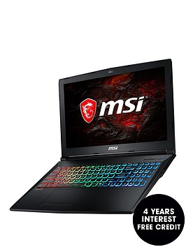 msi-gp62mvr-7rfx-intelreg-coretrade-i5nbsp8gbnbspramnbsp1tbnbsphard-drive-amp-256gbnbspssd-156-inch-full-hd-gaming-laptop-withnbspgeforce-gtx1060-3gb-graphics