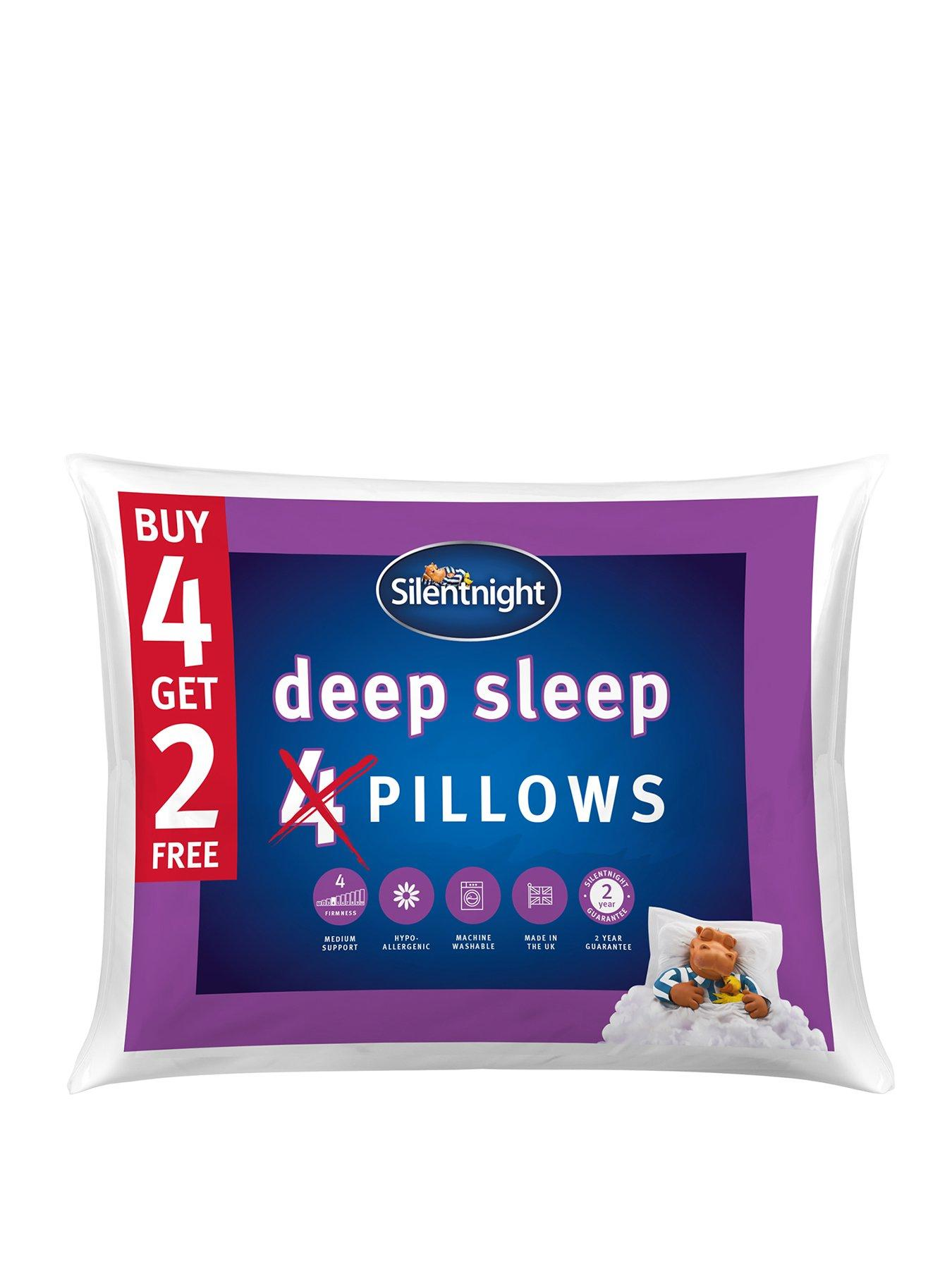 Silentnight Pillows | Argos