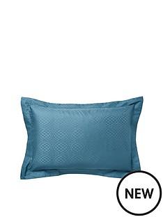 peacock-blue-hotel-elysian-100-cotton-oxford-pillowcase