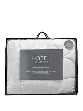 hotel-collection-ultimate-luxury-australian-wool-rich-7cm-mattress-topper
