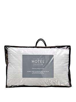 hotel-collection-ultimate-luxury-australian-wool-rich-pillow-ndash-single