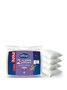 Silentnight Silentnight So Plump Pillows - 2 Plus 2 Free Picture