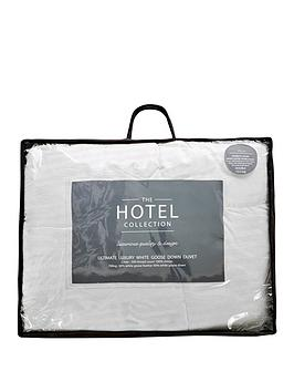 Hotel Collection Hotel Collection Ultimate Luxury White Goose Down 13.5  ... Picture