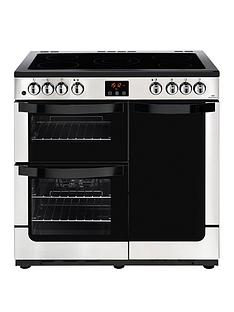 new-world-nw-vision-90e-electric-90cmnbsprange-cooker-stainless-steel
