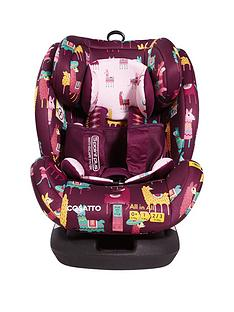 cosatto-all-in-all-group-0123-isofix-car-seat-ndash-llamarama