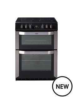 belling-bel-fse-60-dop-60cm-electric-ceramic-double-oven-stainless-steel-with-connection