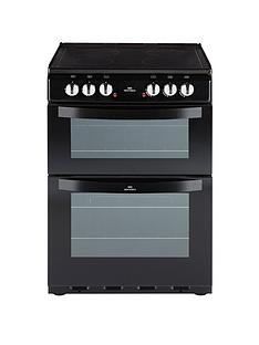 new-world-nw-601edo-60cm-electric-ceramic-double-oven-black-with-connection