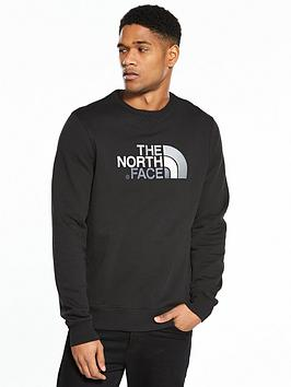 The North Face The North Face Drew Peak Crew - Black Picture