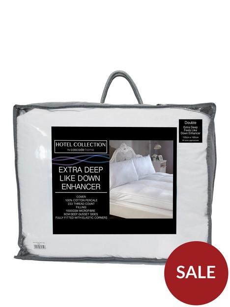 luxury-like-down-8cm-mattress-topper