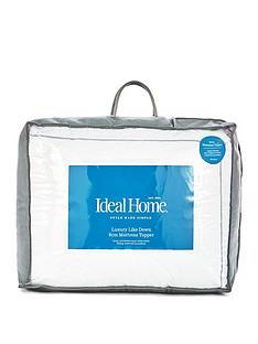ideal-home-luxury-like-down-8cm-mattress-toppernbsp