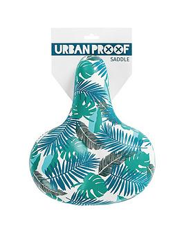 urban-proof-comfort-leaf-print-bike-saddle