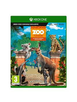 Xbox One Xbox One Zoo Tycoon Picture