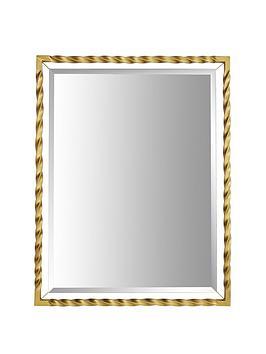 gold-twist-border-rectangular-wall-mirror