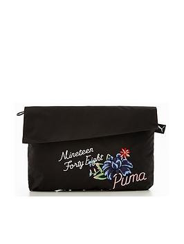 puma-premium-embroidered-belt-bag-black