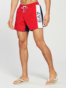 emporio-armani-ea7-ea7-colour-block-swim-shorts