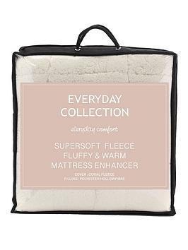 Everyday Collection Everyday Collection Super Soft Teddy Fleece Deep 5Cm  ... Picture