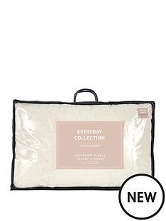 everyday-collection-super-soft-teddy-fleece-pillow-pair