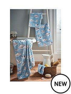 cath-kidston-polar-bears-bath-towel