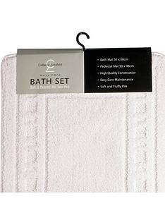 catherine-lansfield-armoni-2-piece-bath-set