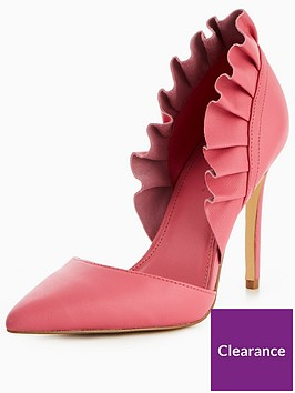 v-by-very-sofia-leather-frill-point-court-shoe-pink