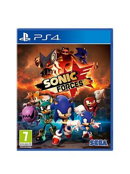 Playstation 4  Sonic Forces - Ps4