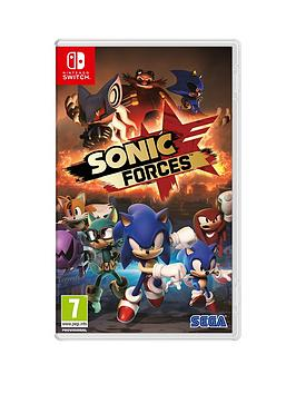 Nintendo Switch Nintendo Switch Sonic Forces - Switch Picture